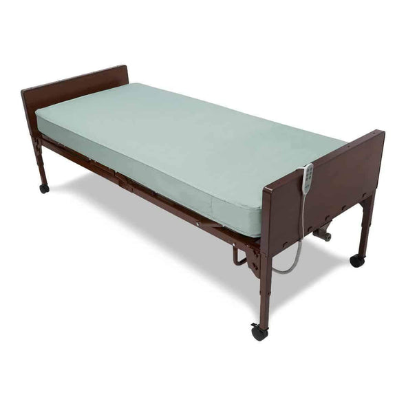 Medline Vinyl Innerspring Homecare Mattresses - Senior.com Mattresses