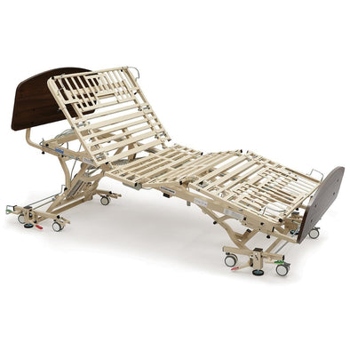 Medline Alterra Maxx Bariatric Full Electric Long-Term Hospital Bed - Senior.com Bariatric Bed Packages