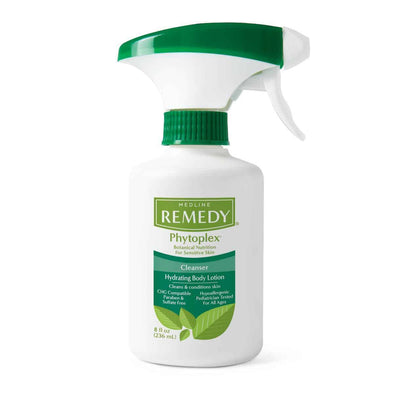 Remedy Phytoplex Cleansing Body Lotion Spray with Trigger - 8 Oz Bottles - Senior.com Body Lotions