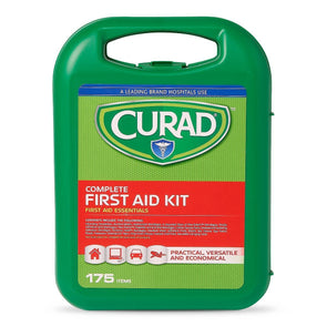 Medline Curad 175-Piece Complete First Aid Kit - Senior.com First Aid Kits