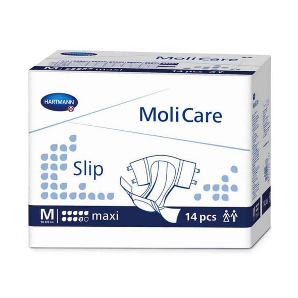 Molicare Premium Slip Maxi Briefs - Case of 56 - Senior.com Incontinence