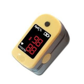Nova Medical Finger Tip Pulse Oximeter with LED Display - Senior.com Fingertip Pulse Oximeters