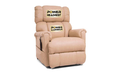 Golden Technologies Imperial Assisted Lift Recliner with Articulating Headrest& Lumbar Support PR404