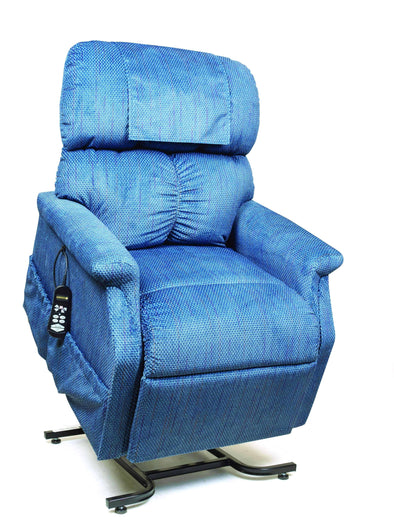 Golden Technologies MaxiComforter Ultimate Recline Technology Zero Gravity Lift Chairs - Senior.com Recliners