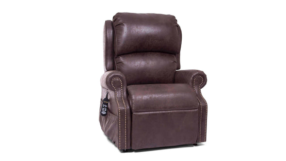 Golden Technologies MaxiComfort Pub Chair Recliner with Assisted Lift & Zero Gravity Recline PR713