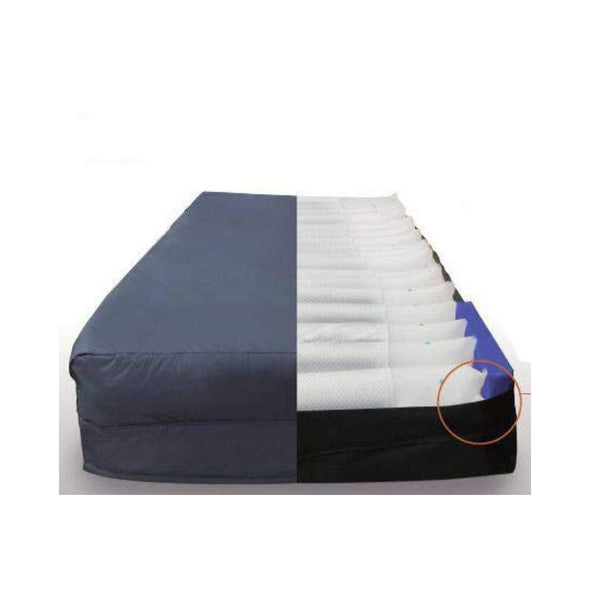 Prius Rhythm Multi LAL Alternating Pressure Bariatric Mattress Systems - Senior.com Support Surfaces