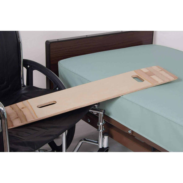 Drive Medical Bariatric Transfer Board With Hand Holes - 600 lb Weight Cap - Senior.com Transfer Equipment