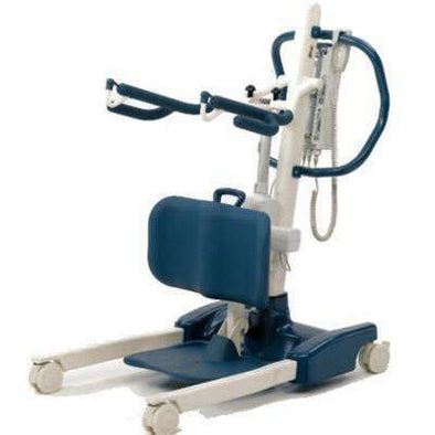 Invacare Roze Premier Series Stand-Up Patient Lift - Senior.com Patient Lifts
