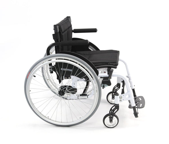 Karman Healthcare S-ERGO ATX High Performance Manual Wheelchair - 15 lbs - Senior.com Wheelchairs