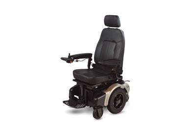 Shoprider XLR 14 Long Range Mid-Wheel Drive Power Chairs - Senior.com Power Chairs