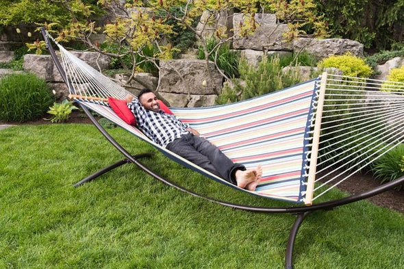 Sunbrella Quilted Hammocks - Double