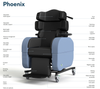 Seating Matters Phoenix Complex Patient Therapeutic Chair - Senior.com Therapeutic Chairs