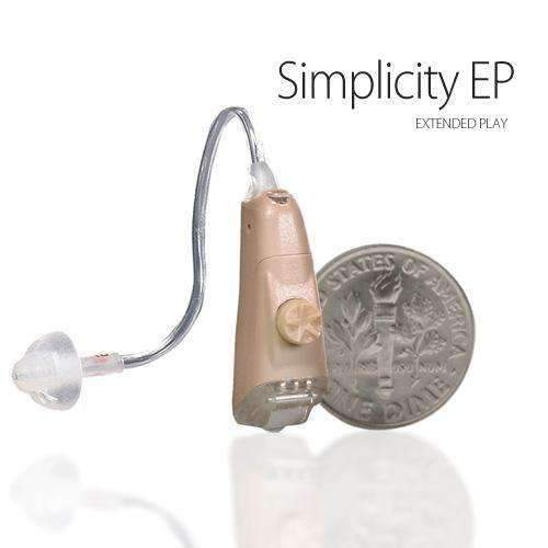 General Hearing Aid Smart Touch Simplicity Model EP 31