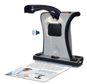 Enhanced Vision Smart Reader HD Portable Reader/Scanner with OCR - Senior.com Vision Enhancers