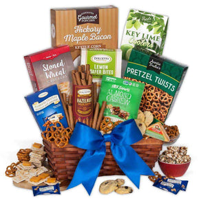Gourmet Gift Baskets Snack Gift Basket - Classic