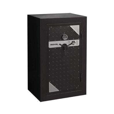 Stack-On Fire Resistant Tactical Security Safe - 20 Gun Capacity