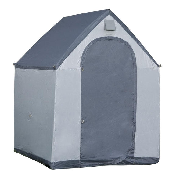 FlowerHouse Outdoor Storage Houses - Weather Resistant Shell - Senior.com Garage Storage Accessories