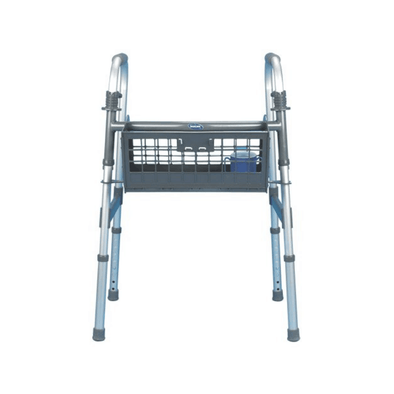 Maddack No-Wire Universal Walker Basket with Cup Holder - Senior.com Walker Parts & Accessories