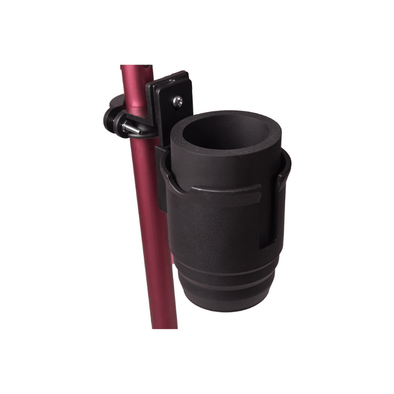 DMI Universal Beverage Cup Holder for Wheelchairs or Walkers