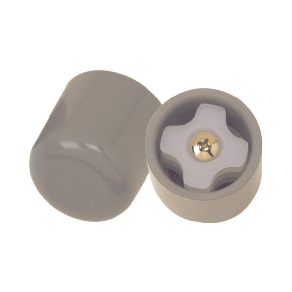 Drive Medical Walker Glide Caps 1 Pair - Senior.com Walker Parts & Accessories