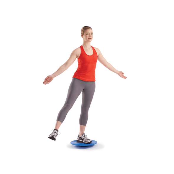 OPTP ROCK Ankle Exercise Board - Balance & Stablity Trainer