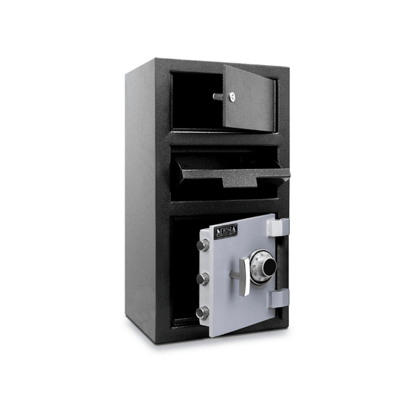 Mesa Safe All Steel Depository Safe with Combination Lock - 1.5 Cubic Feet MFL2014C-OLK
