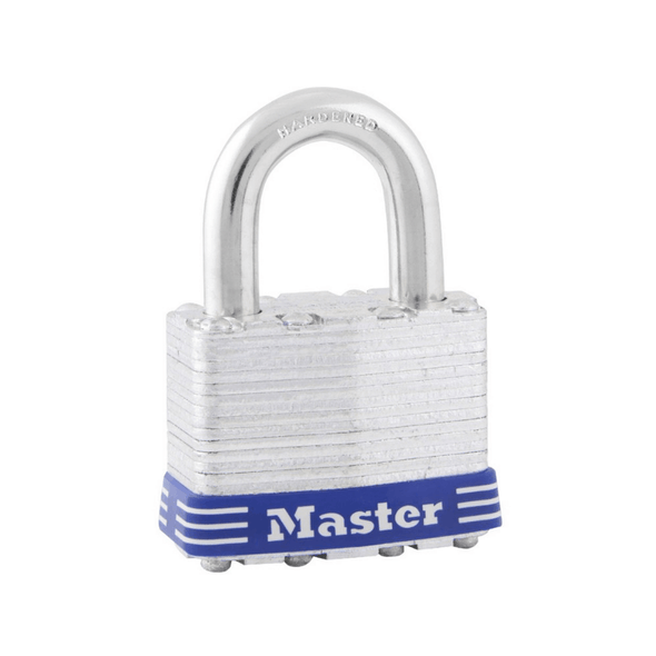 Master Lock Portable Padlock with Key 1D