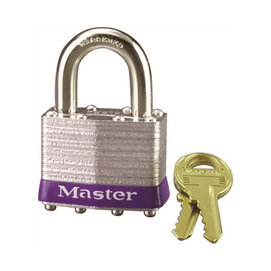 Master Lock Portable Padlock with Key - Senior.com Padlocks