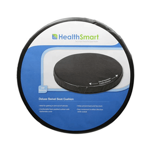 HealthSmart Deluxe Swivel Seat Cushions - Senior.com Swivel Seats