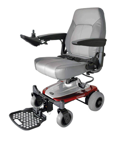 Shoprider Smartie Extra-Lightweight Portable Power Chairs - Senior.com Power Chairs