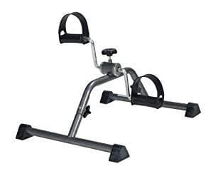 Drive Medical Exercise Peddler in Silver Vein Finish - Senior.com Peddle Exercisers