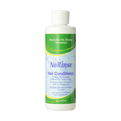 CleanLife Products No Rinse Hair Conditioner – 8 Ounce Bottle