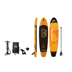 Aqua Marina Fusion Inflatable Stand Up Paddle Board - BT-18FUP