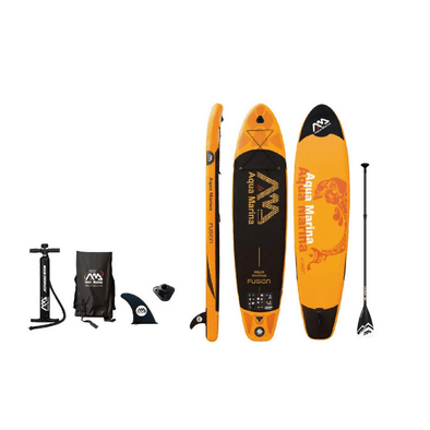 Aqua Marina Fusion Inflatable Stand Up Paddle Board - Senior.com Stand Up Paddle Boards