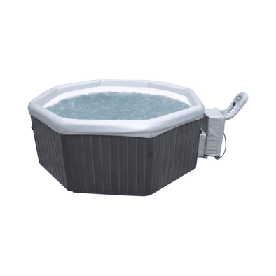 MSpa Luxury Tuscany Octagonal Bubble & Jet Spas - Senior.com Hot Tubs & Jacuzzis