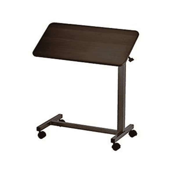 Nova Medical Overbed Table with Tilt 6071