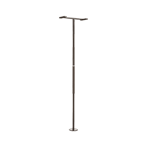 Stander Security Pole – Tension Mounted Floor to Ceiling Transfer Pole and Standing Mobility Aids