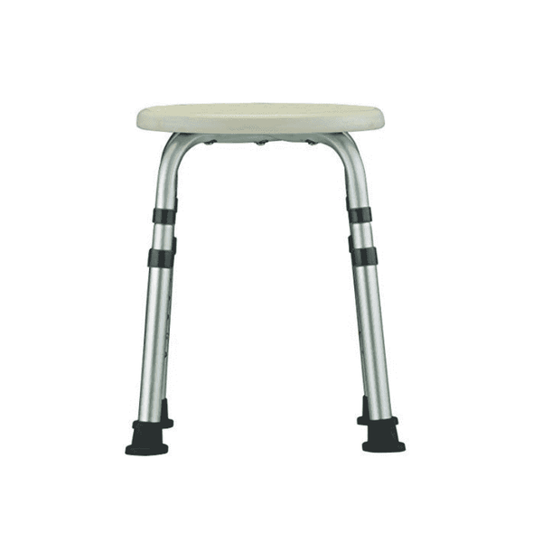 Nova Medical Tool Free Adjustable Travel Bath Stool - Senior.com Bath Benches & Seats