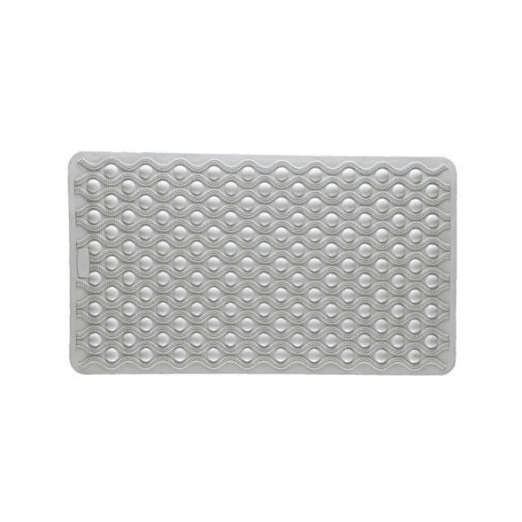 Nova Medical Slip Preventing Shower Bath Mats with Suction Grip