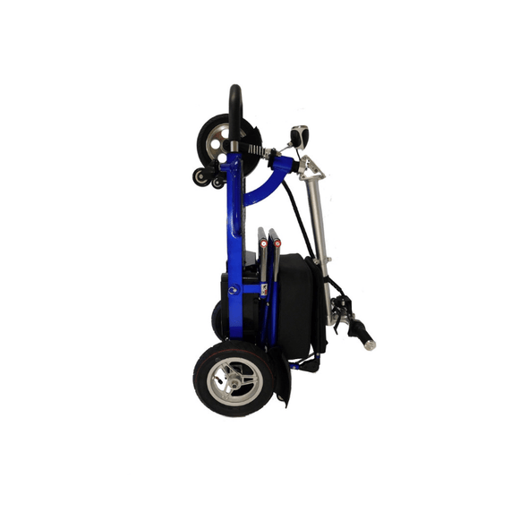 Triaxe Tour Folding Long Distance Electric Scooters - 18 Miles Per Charge - Senior.com Scooters