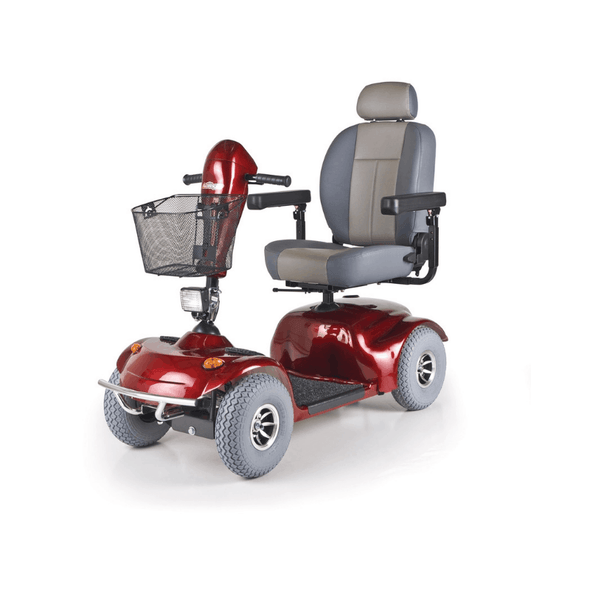 Golden Technologies Avenger Heavy Duty Bariatric Scooter – 4 Wheels - Senior.com Scooters