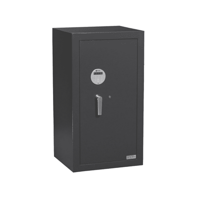 Protex Large Electronic Keypad Burglary Safe with LED Light System - Senior.com Security Safes
