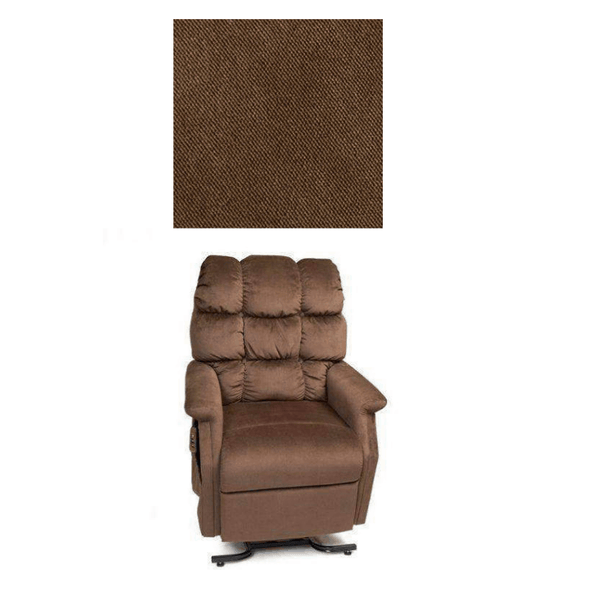 Golden Technologies Signature Series Cambridge Recliners with Assisted Lift Copper
