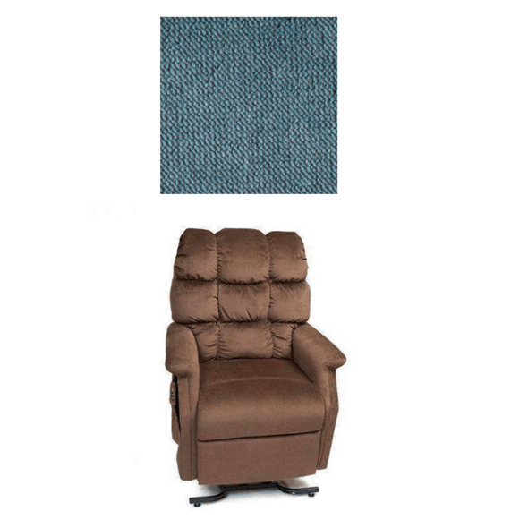 Golden Technologies Signature Series Cambridge Recliners with Assisted Lift Calypso
