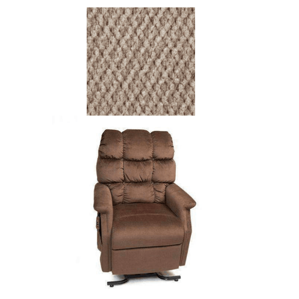 Golden Technologies Signature Series Cambridge Recliners with Assisted Lift pearl