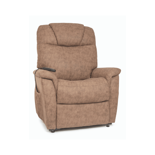 Golden Technologies Siesta Reclining Assisted Lift Chairs with Power Headrest and Power Lumbar - Senior.com Recliners