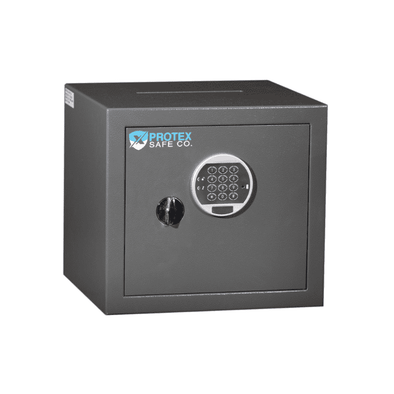 Protex Top Drop Depository Burglary Safe with Electronic Digital Lock