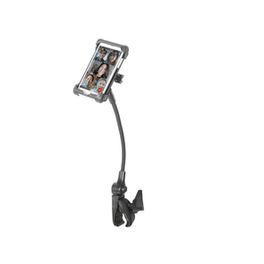 Delta Health Cell Phone Holder with Flexible Arm & Clamp