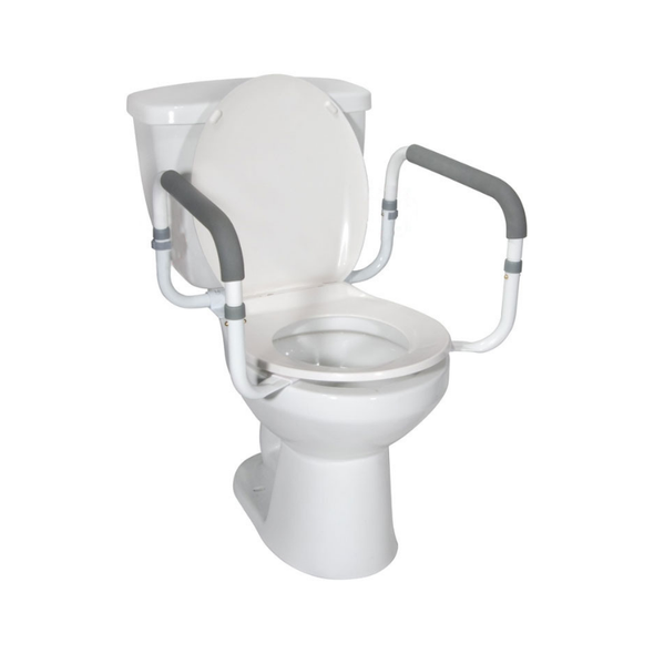 MOBB HealthCare Toilet Safety Frame - Senior.com Grab Bars & Safety Rails
