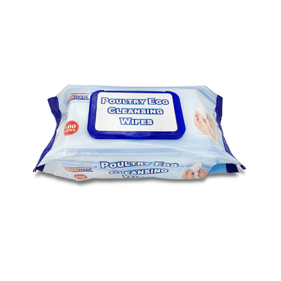 Germisept Poultry Egg Cleansing Wipes - Senior.com Cleansing Wipes